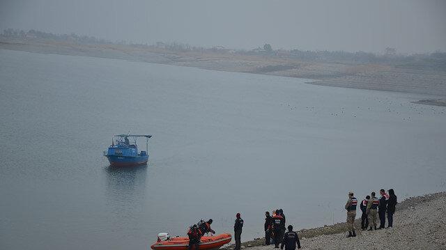 Datça'da alabora olan balıkçı teknesindeki 3 kişi kurtarıldı, 1 kişi kayboldu
