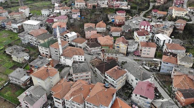 Fatih hazırlıklara başladı Türkali köyü sakinleri heyecanlandı