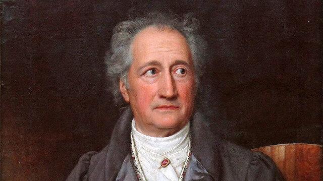 Şair iktisatçı Goethe