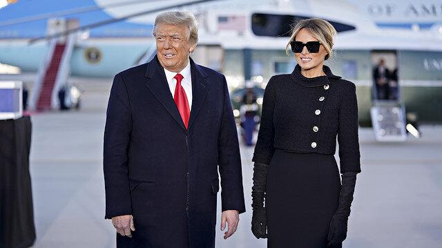 Melania Trump boşanmak istiyor iddiası
