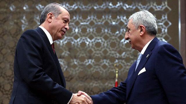 Cumhurbaşkanı Erdoğan'a sundular: Esnaftan altı maddelik öneri paketi