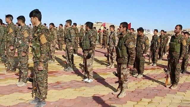 İran destekli Haşdi Şabi Sincar'daki PKK'lı teröristleri maaşa bağladı