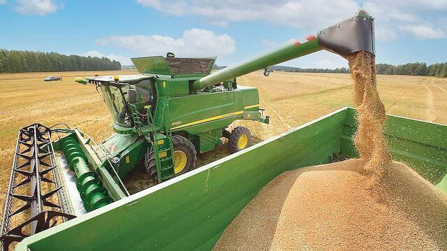 Buğday üretimi yüzde 7,9 arttı