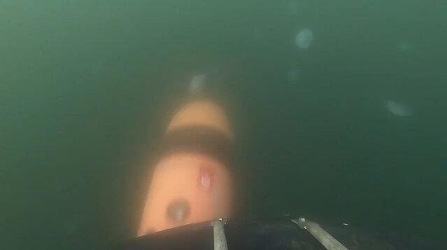 Milli Savunma Bakanlığı paylaştı: TCG GÜR denizaltı, AKYA Talim Torpidosu atışını başarıyla gerçekleştirdi