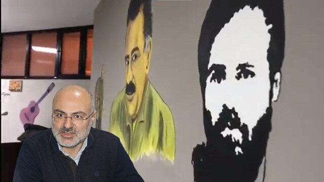 HDP Esenyurt binasında PKK paçavralarının çıkması sonrasıHDP CHP'den açıklama bekliyor