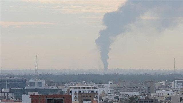 Suudi Arabistan'ın başkenti Riyad'da şiddetli patlama