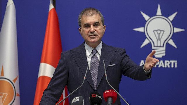 Ömer Çelik'ten Kılıçdaroğlu'nun sözlerine sert tepki: Valiye 'militan' diyen faşistin ta kendisidir
