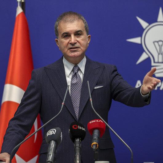 Ömer Çelikten Kılıçdaroğlunun sözlerine sert tepki: Valiye militan diyen faşistin ta kendisidir