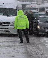 Meteorolojiden kar ve tipi uyarısı