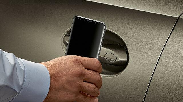 LG yeni nesil dijital araba anahtarı geliştiriyor