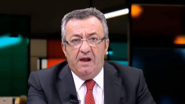 KRT Sunucusu Gürkan Hacır'dan CHP'li Engin Altay'a: Başladık yine