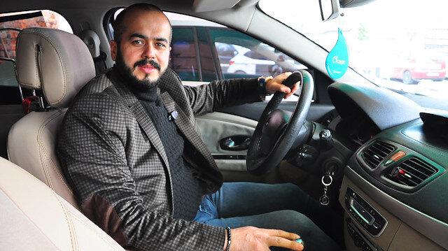 Makam şoförlüğünden 'Kuruluş Osman' filmi setine gidiyor: 'Cengaver' rolüyle oynamaya başladı