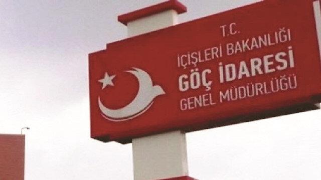Esenyurt ve Fatih'e yabancı sınırı