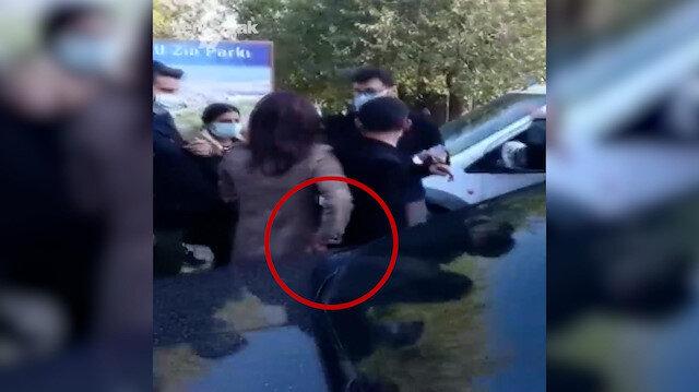 HDP'li Nuran İmir'in, teröristin cebinden el çabukluğu ile aldığı telefondan silinen veriler ortaya çıktı