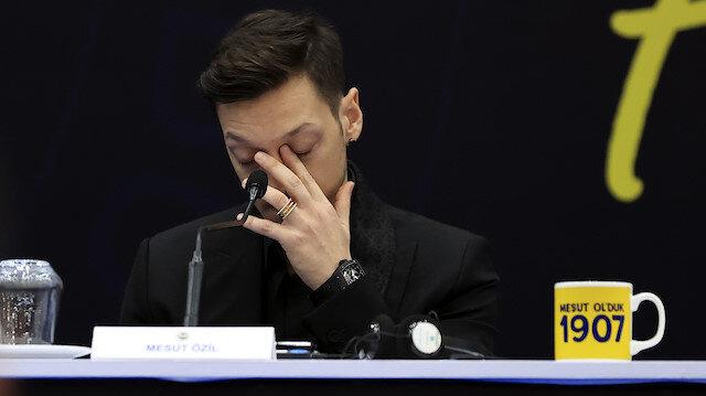"""Mesut Özil'den milli takım açıklaması: """"Asla bir daha oynamam"""""""