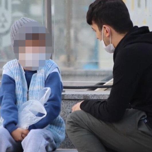 Türkiye'yi ağlatan videosu kurgu çıkan YouTuber Fariz Bakshshaliyev gözaltına alındı
