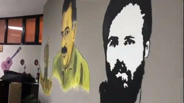HDP Esenyurt İlçe Başkanlığı öldürülen PKK'lıların ailelerine para yollamış