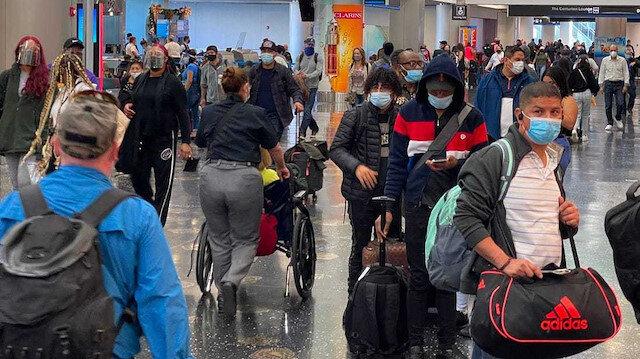ABD'li hava yolu şirketlerini salgın vurdu: Peş peşe zarar açıkladılar