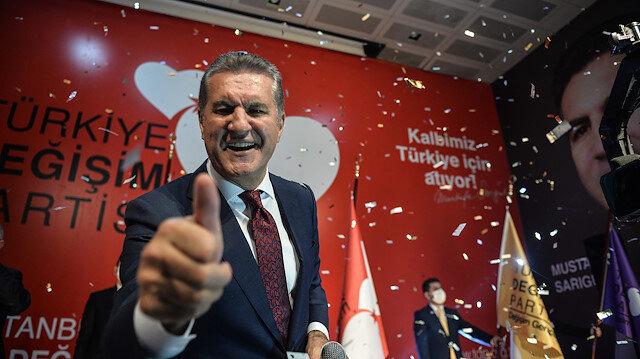 Mustafa Sarıgül: Er ya da geç iktidar olacağız