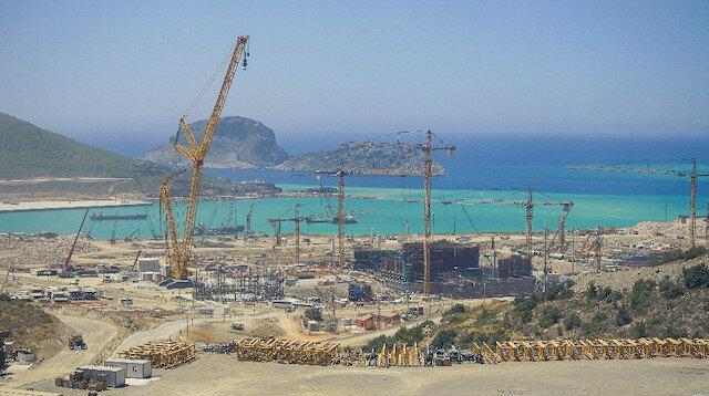 Akkuyu NGS en güvenli nükleer santrallerden biri olacak