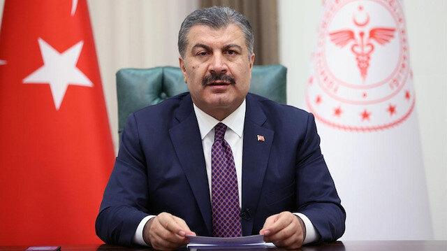 Sağlık Bakanı Koca: Mutasyonlu virüs tespit edilen vatandaşlarımızın sayısı 128'e yükseldi