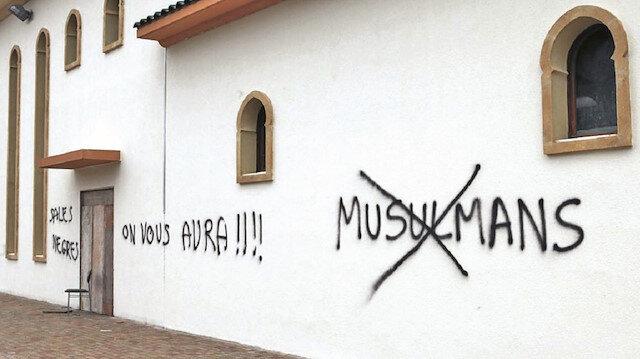 Fransa'da nefret salgını: Müslümanlara saldırı yüzde 53 arttı
