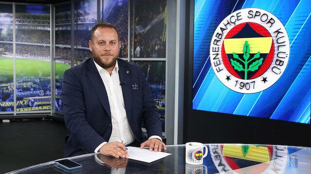 Fenerbahçeli yönetici Alper Pirşen'den Galatasaray'a sert sözler