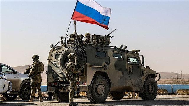 Rusya Dağlık Karabağ'daki Türk-Rus Ortak Gözetim Merkezi'ne subaylarını gönderdi