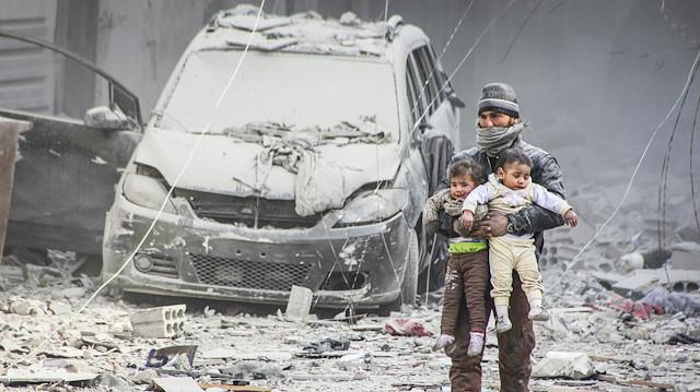 Suriye için 10 yıldır mücadele sürüyor