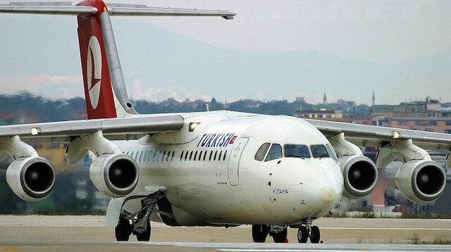Türk Hava Yolları'ndan İsrail uçuşları ile ilgili karar