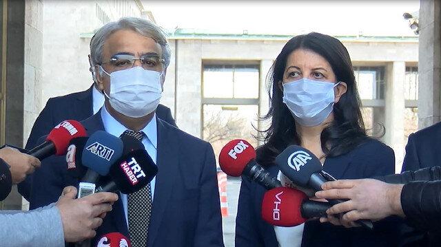 HDP İYİ Parti'den de randevu istedi
