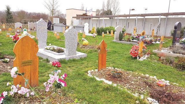 Fransa'da Müslümanın ölümü de zor