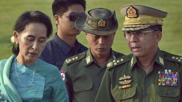 Myanmar ordusu yönetimine el koydu: Devrik lider Suu Çii kimdir?