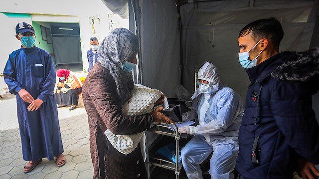 İsrail'de milyonlarca doz aşı yapılırken Filistin'e tek doz aşı bile ulaşmadı
