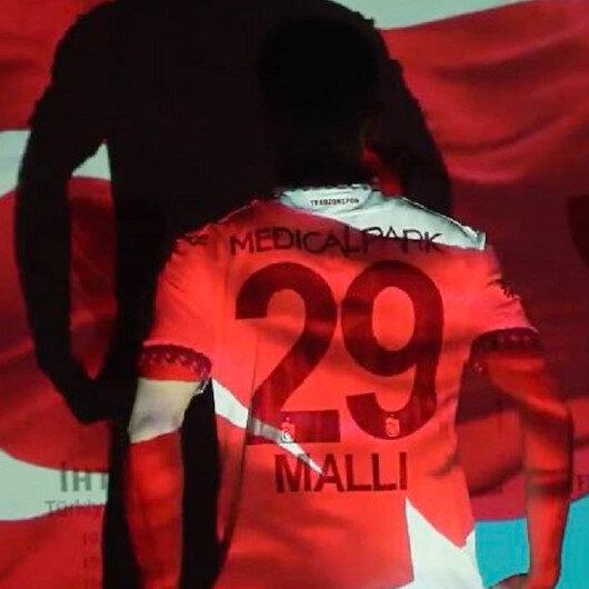 Trabzonspordan anlamlı Yunus Mallı paylaşımı