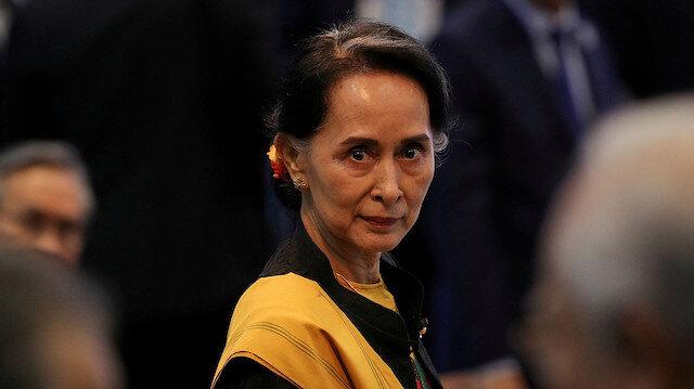 Myanmar'da askeri darbe: Devrilen lider Aung San Suu Çii kimdir?
