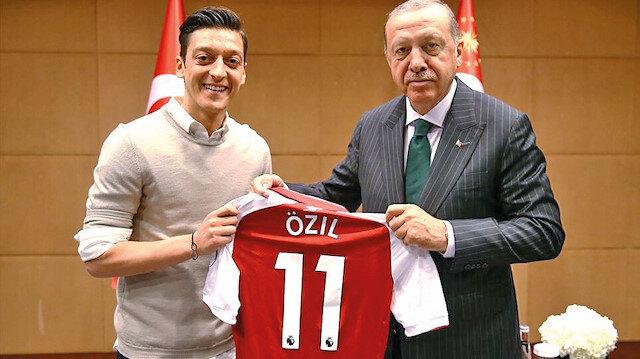 Bir Maestro'nun hikayesi: Mesut Özil