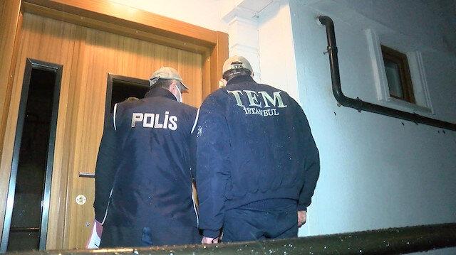 İstanbul'da FETÖ operasyonu: Çok sayıda şüpheli gözaltında