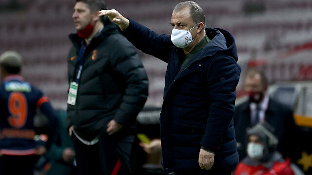 Fatih Terim'den Başakşehir maçı sonrasında İrfan Can Kahveci mesajı