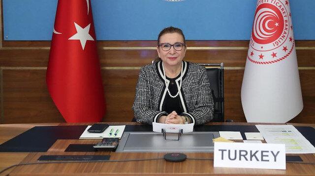 Ticaret Bakanı Ruhsar Pekcan: Tüm zamanların en yüksek ihracatı