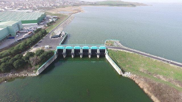 Yağışlar İstanbul'a yaradı: Barajlardaki su seviyesi yüzde 42'ye yükseldi
