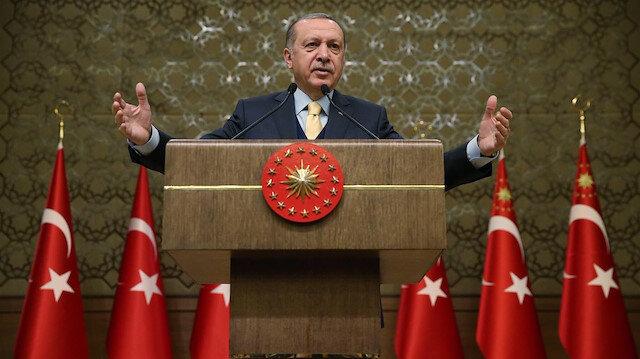 Cumhurbaşkanı Erdoğan'dan Boğaziçi tepkisi: Öğrenci misiniz terörist mi?