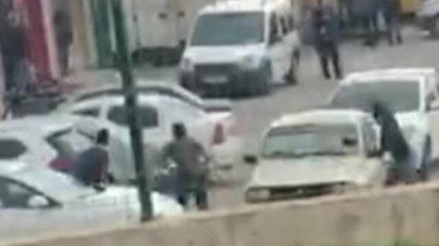 Şanlıurfa'da silahlı çatışma kamerada: 30 gözaltı