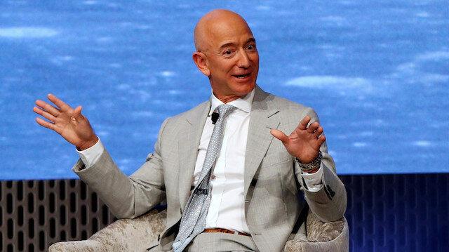 Amazon'da sürpriz karar: Jeff Bezos görevinden ayrılıyor