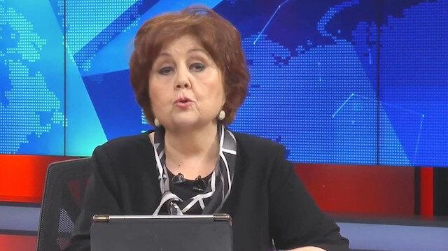 Halk TV sunucusu Ayşegül Arslan günlük dozajı açıkladı: Günde 100 kere laiklik demeliyiz