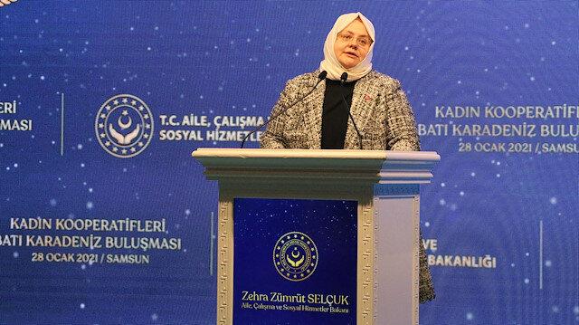 Bakan Selçuk: SGK'ye 1 milyon 770 bin vatandaşımız borç yapılandırması için başvurdu
