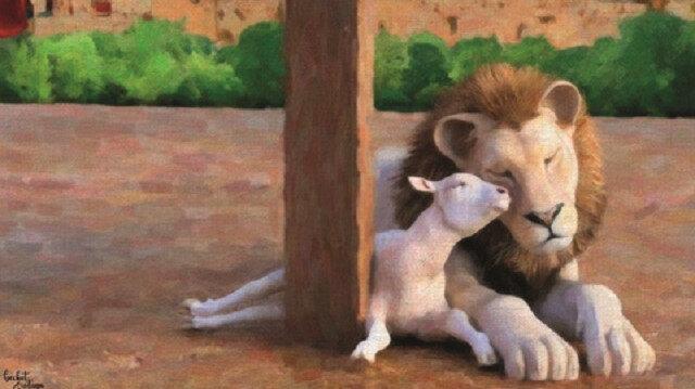 Gülen'in kutsal ruhu: 'Kuzu' ve 'Aslan' FETÖ yayınlarında