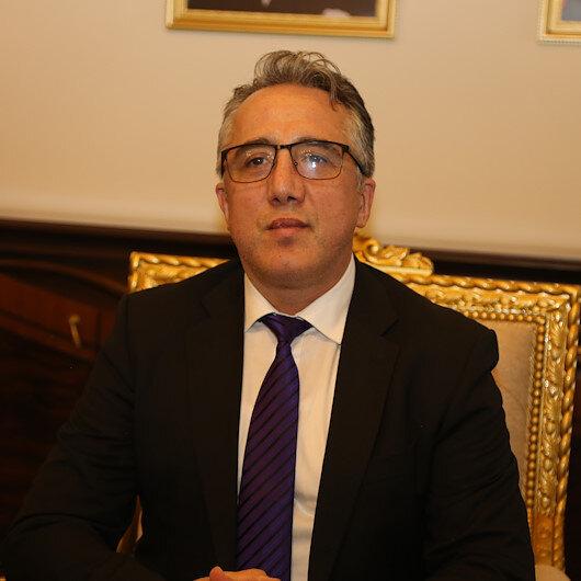 Nevşehir'in yeni Belediye Başkanı Mehmet Savran oldu