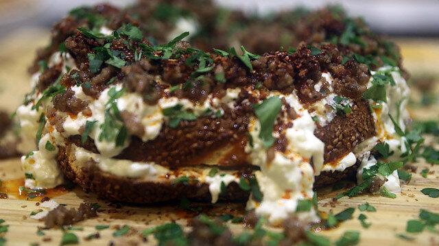 Gastronomi kentinin yeni lezzeti: Çok beğenildi büyük talep gördü