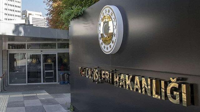 Dışişleri'nden ABD'nin Boğaziçi açıklamalarına tepki: Türkiye'nin içişlerine müdahale etmeye kalkışmak kimsenin haddi değildir